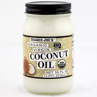An old Indian folk remedy, oil pulling is swishing coconut oil around in your mouth to kill harmful bacteria and improve dental health.