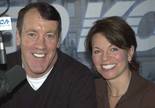 Dave Logan: Television and radio personality, Denver Broncos Hall of Fame football player.