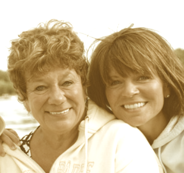 My mother inspired me to be a dentist. Dr. Lori Kemmet of Incredible Smiles, Boulder CO